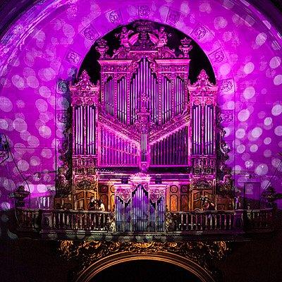 IV Festival Internacional d'Orgue Mataró-Barcelona Jaume Isern