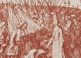 Presentació del llibre sobre la reina Elisabet Cristina de Brunsvic